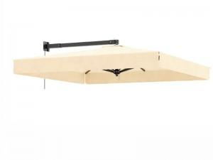 Ombrellificio Veneto Murales ombrellone a parete 250x250cm MURALES