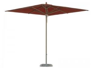 Ombrellificio Veneto Petrarca Legno ombrellone 300x300cm PETRARCA