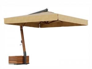 Ombrellificio Veneto Vespucci ombrellone a braccio laterale 400x400cm VESPUCCI