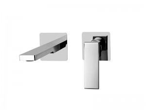 Paffoni Elle rubinetto lavabo monocomando a parete EL105CR70