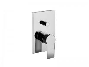 Paffoni Tango rubinetto doccia monocomando con deviatore TA015CR