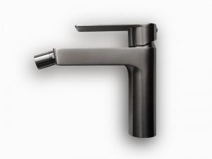 Paffoni Tango rubinetto bidet monocomando TA135ST - Simil Acciaio Spazzolato
