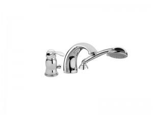 Paffoni Flavia rubinetto vasca con doccetta FA045CR