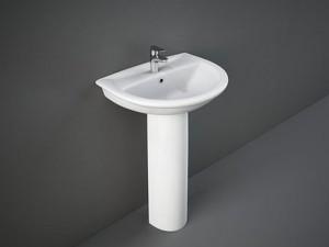 Rak Karla lavabo sospeso o su colonna KAWB00001