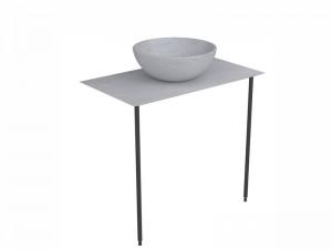 Salvatori Fontane Bianche Ninfa mobile lavabo NIM