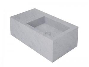 Salvatori Stiletto lavabo a parete STILETTO90