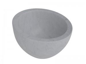 Salvatori Uovo lavabo da appoggio UOVO