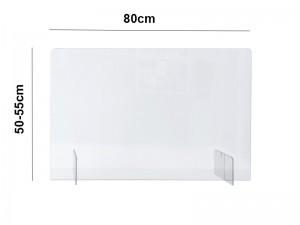 Samo parafiato in plexiglass 80x50/55cm
