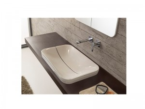 Scarabeo Mizu lavabo da incasso 9004