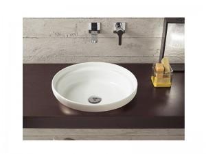 Scarabeo Mizu lavabo da incasso 9006