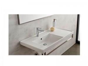 Scarabeo ML lavabo da incasso con mensola 3008