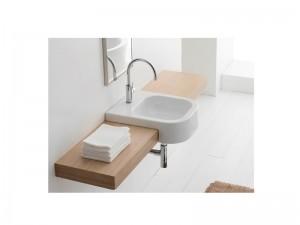 Scarabeo Next 40D lavabo da semincasso 8047D