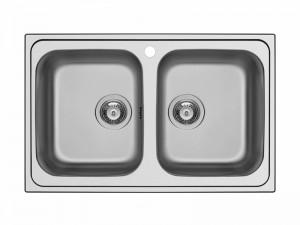 Schock Master N200S lavello cucina 2 vasche MASTN200S