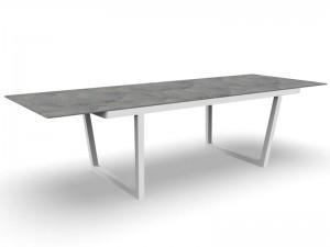 Talenti Alabama Alu tavolo outdoor 160x100cm ALAALUTP160B