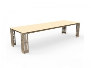 Talenti Cliff Decò tavolo CLITP240