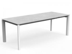 Talenti Milo tavolo allungabile outdoor MLOTPCER160BI