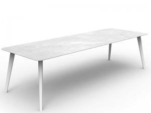 Talenti Moon Alu tavolo allungabile outdoor MONALUTP240B
