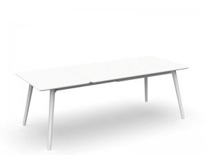 Talenti Moon Alu tavolo allungabile outdoor MONALUTPFA160B