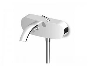 Zucchetti Isyfresh miscelatore per vasca-doccia monocomando esterno completo doccia ZP2147