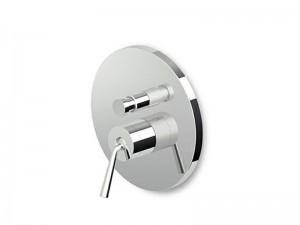 Zucchetti Isystick rubinetto doccia a parete con deviatore ZP1096