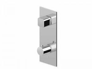 Zucchetti Jingle miscelatore termostatico doccia con deviatore 2 vie ZIN646