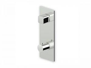 Zucchetti Jingle miscelatore termostatico doccia con rubinetto d'arresto ZIN659
