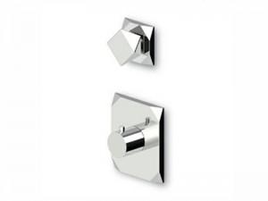Zucchetti Wosh miscelatore termostatico doccia con rubinetto d'arresto ZW5659