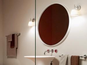 Zucchetti Kos Morphing specchio con cornice 8MP910BI