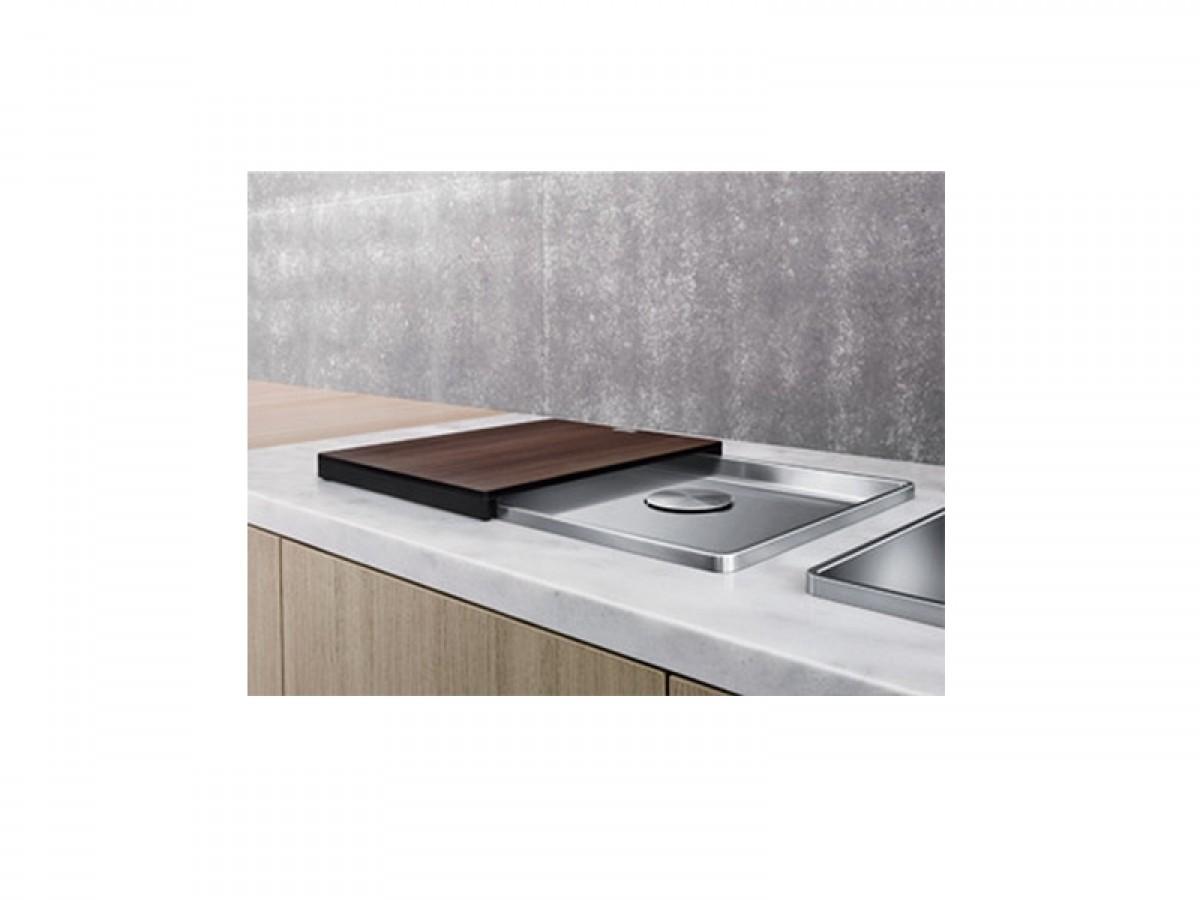 Blanco Attika gocciolatoio cucina in acciaio ATTIKA 60 T