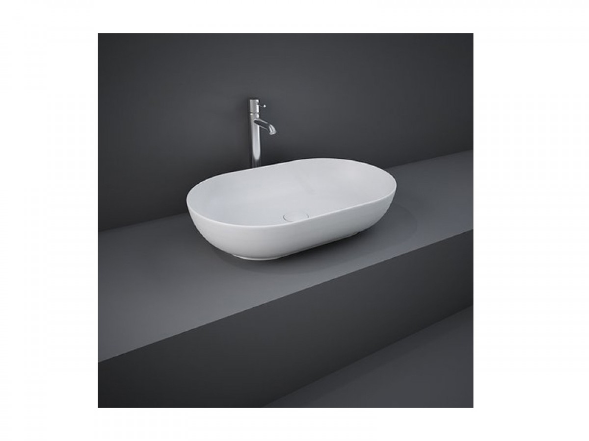 Rak Feeling lavabo da appoggio 55cm